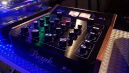 Bozak ar4 rotary mixer paul isolator draaikunde studio dj gear hifi nijmegen dj-mixer sound quality